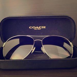Coach Aviator Sunglasess